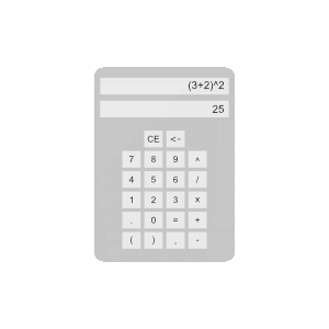 Kalkulator oparty na ONP